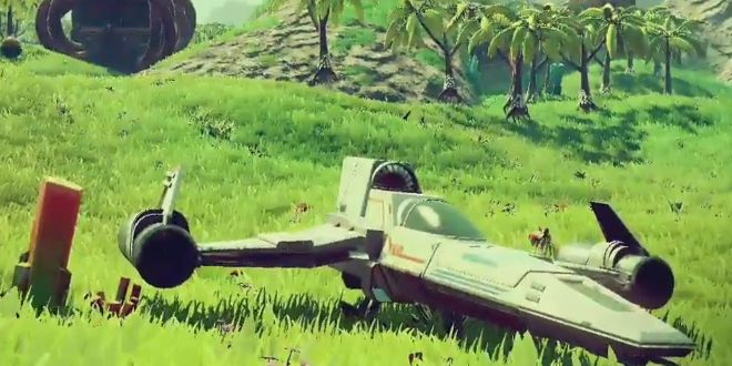 No Man's Sky Gets A PS4 Release Date at Paris Games Week - http://techraptor.net/content/no-mans-sky-gets-ps4-release-date-paris-games-week | Gaming, News