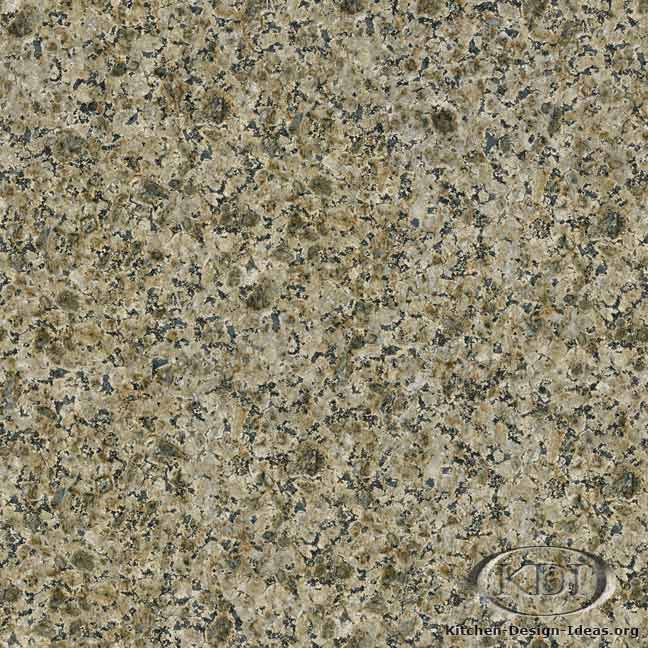 Amarillo Pearl Granite Is A Naturally Brown, Gray, And Olive Colored Stone  Used For Kitchen Countertops.