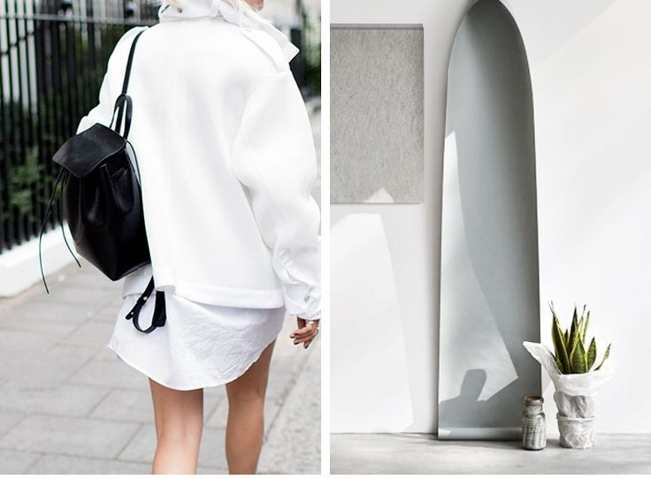 Мансур Гавриэль рюкзаки белый черный кожаный небольшой мини рюкзак женщины люксовый бренд drawstring школьные сумки для подростков backbagкупить в магазине Ladies hand bagsнаAliExpress