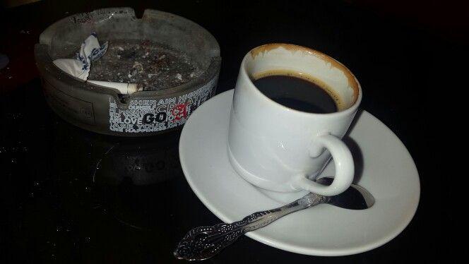 The Dark's coffee