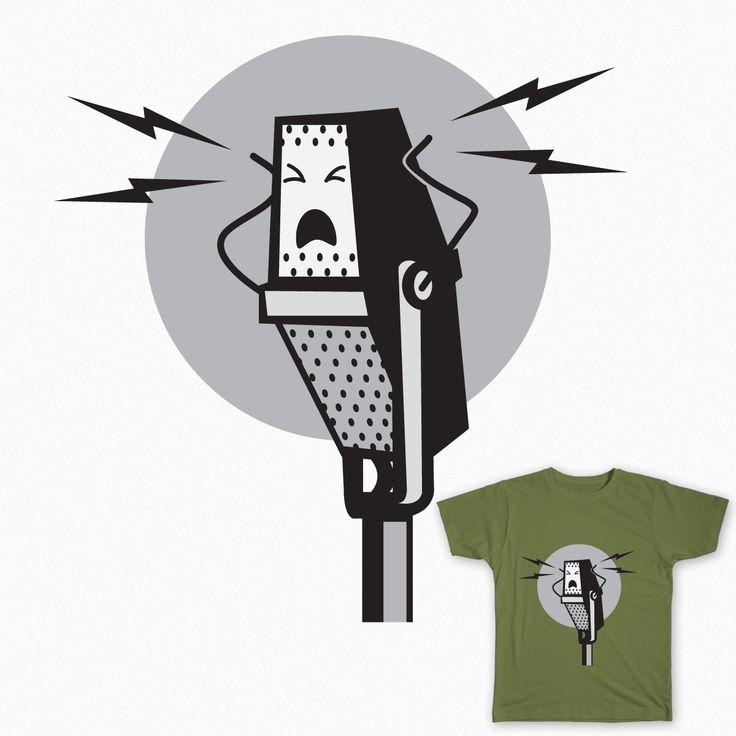 Funny Tee Shirt Illustrations