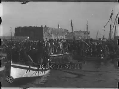 Αγιασμός των υδάτων στο λιμάνι του Ηρακλείου το 1910! Μοναδικό βίντεο!! Η τελετή των Θεοφανείων στο ενετικό λιμάνι του Ηρακλείου 100 χρόνια πρίν!! Χρόνια πολλά !! Ένας θησαυρός από τα αρχεία Gaumont Pathé. Epiphany in Heraklion port in 1910!! Αγιασμός των υδάτων στο λιμάνι του Ηρακλείου το 1910!Μοναδικό βίντεο!!Η τελετή των Θεοφανείων στο ενετικό λιμάνι …