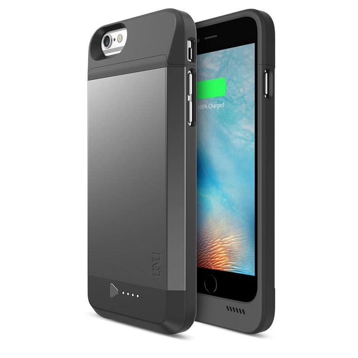 custodia iphone 7 plus batteria