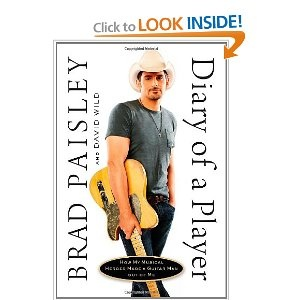what I'm reading next - Diary of a Player: How My Musical Heroes Made a Guitar Man Out of MeWorth Reading, Musicals, Book Worth, Players, Guitar Man, Country Music, Diaries, Brad Paisley, Music Heroes