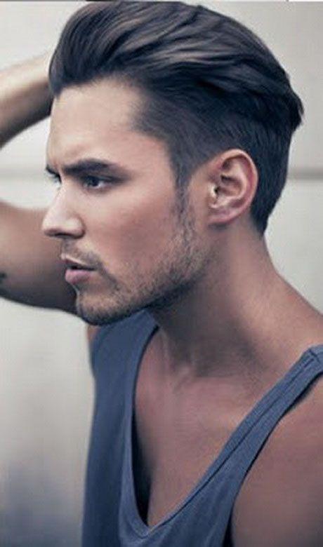 Coupe de cheveux homme cheveux tres fins