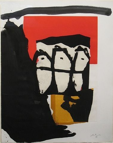 Robert Motherwell.http://decdesignecasa.blogspot.it