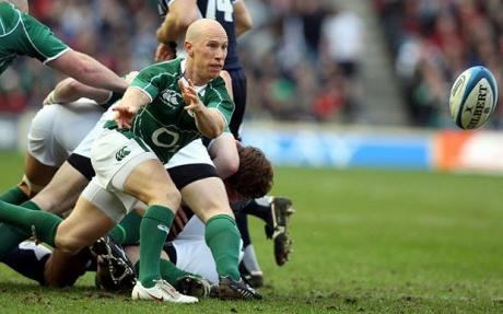 Rugby History : Born today 13/12 in 1977   Peter Alexander Stringer (Ireland IRFU)   Munster  Ireland scrum-half Peter Stringer was born in Cork. He made a successful partnership with fly-half Ronan O'Gara for both Munster and Ireland. Capped over 90 times for his country he also played at 2 World Cups and had Triple Crown and Grand Slam success in the 6 Nations. In 2006 his blindside dart around the base of a scrum helped Munster to victory over Biarritz in the Heineken Cup final in…