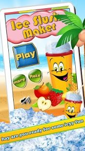 Welcome to the fantasy land of ice slush maker. Ice Slush Maker is the latest kids cooking game which is totally free from start till end all you have to do is have fun and make some yummy juice slush. In this kids cooking game there are lots n lots of toppings add on and interactive backgrounds. https://play.google.com/store/apps/details?id=com.Game4Free.IceSlushMaker #Ice #Maker #Android