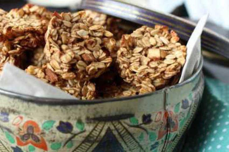 Rychlé a prakticky dietní sušenky s ořechy, na které vám stačí pouze pár…