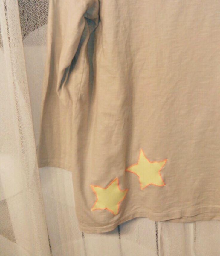 Tuneando una camiseta