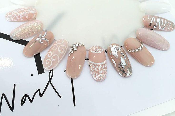 10 fede nai art designs du kan tjene kassen på, vores nye negle kursus i nail art.  Nail art designs thazt are easy to do on your clients