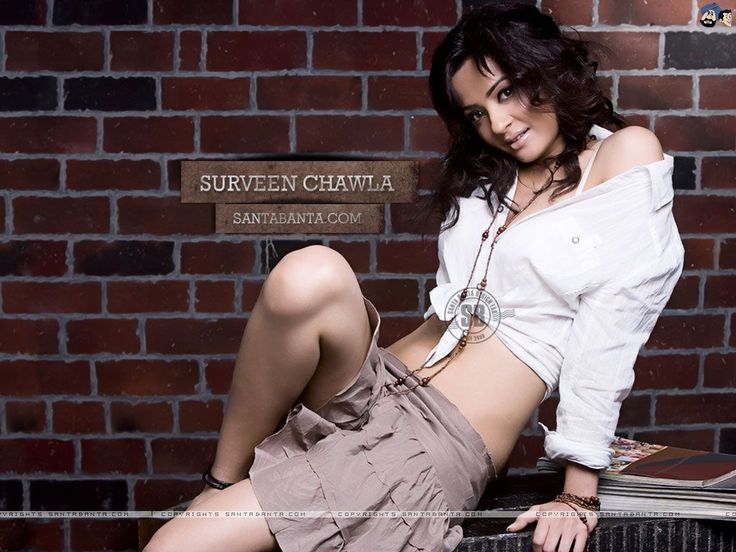Hate Story 2 Actress Surveen Chawla Hot and Unseen Bikini Pics