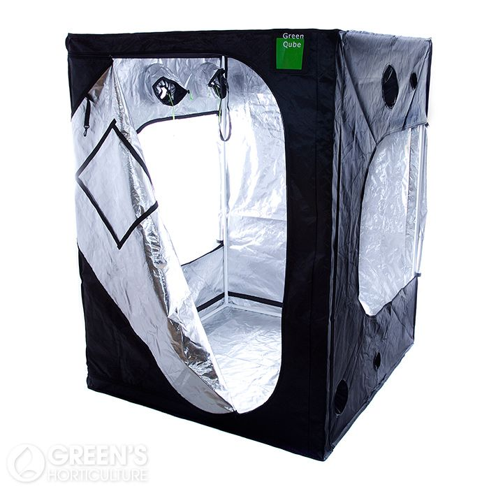 The Green Qube GQ150 grow tent is a prime ex&le of a premium quality tent.  sc 1 st  Pinterest & 11 best Green-Qube Grow Tents images on Pinterest | Tent Tents ...