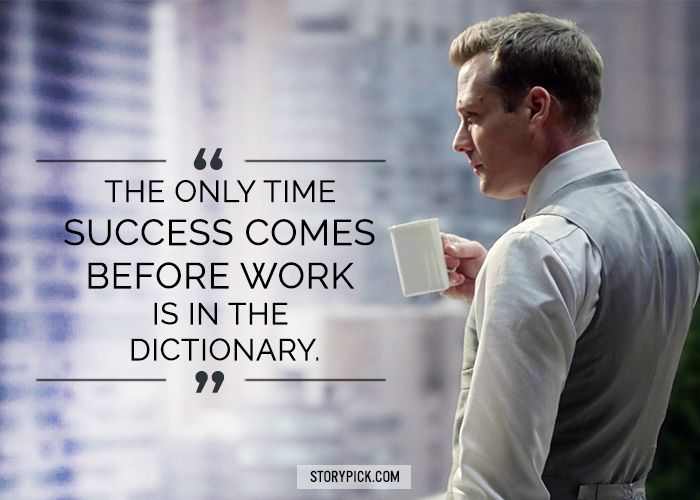15 Kickass Combacks By Harvey Specter That Prove He Is The Perfect Combo Of Swag & Smart