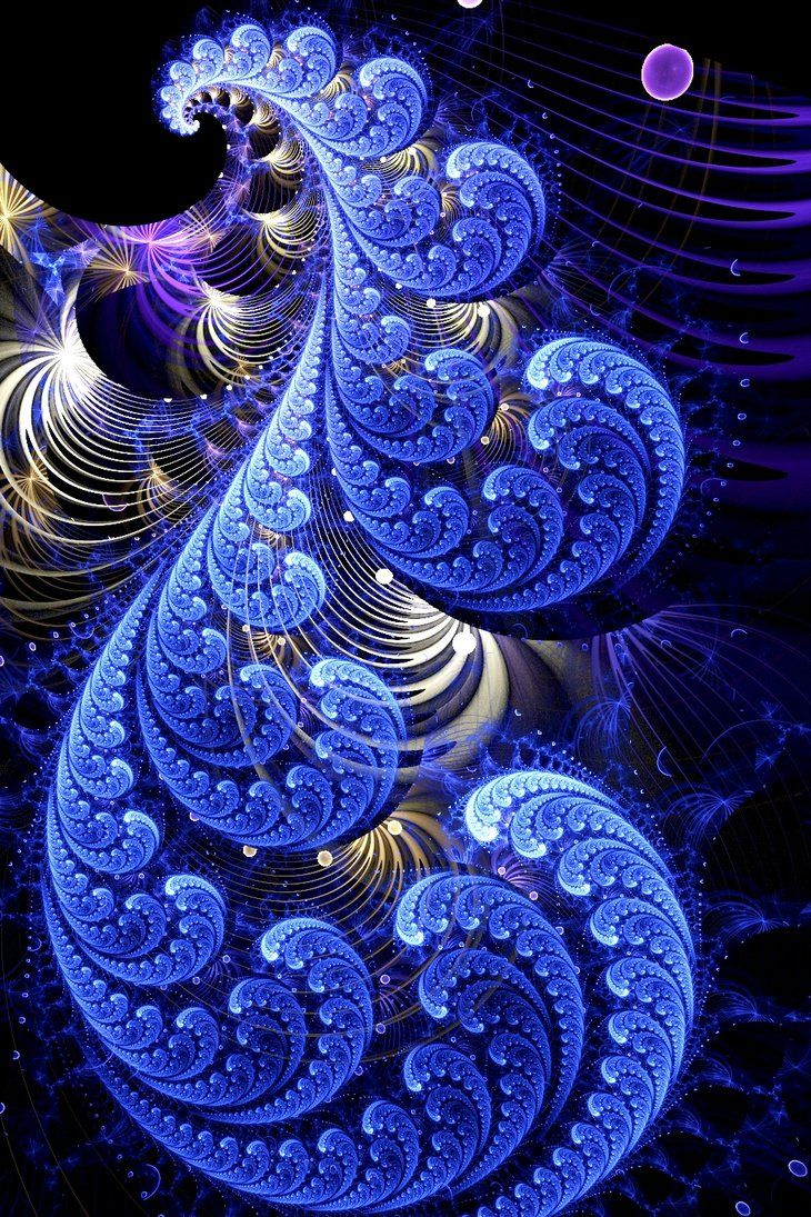 Fractal Art Design Best 25+ Fractal art i...