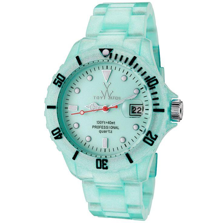 ToyWatch Women's Fluo Light Blue Watch