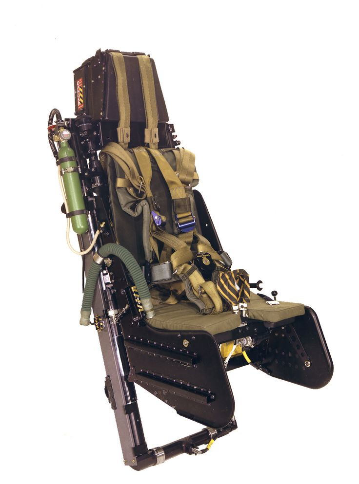 Mk15 Ejection Seat.