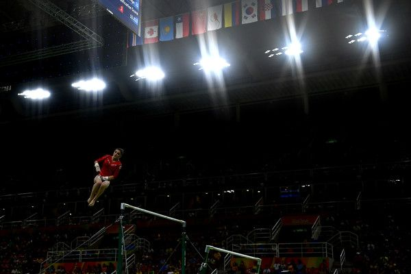 Aliya Mustafina Photos Photos - Aliya Mustafina of Russia competes in the Women's Uneven Bars Final on Day 9 of the Rio 2016 Olympic Games at the Rio Olympic Arena on August 14, 2016 in Rio de Janeiro, Brazil. - Gymnastics - Artistic - Olympics: Day 9