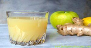 Ez a gyömbér-alma-citrom 3 az egyben ital szó szerint őrült módon kisöpri a mérgeket, és elindítja a fogyást – szupertanácsok