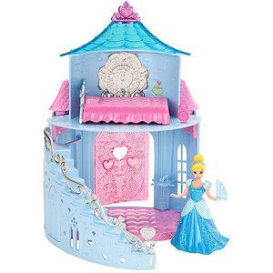 Disney Princess MagiClip Cinderella Play Set