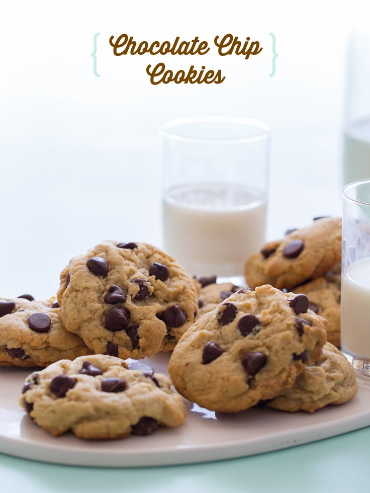 Chocolate Chip Cookies | Recipe | Chocolate Chip Cookies ...