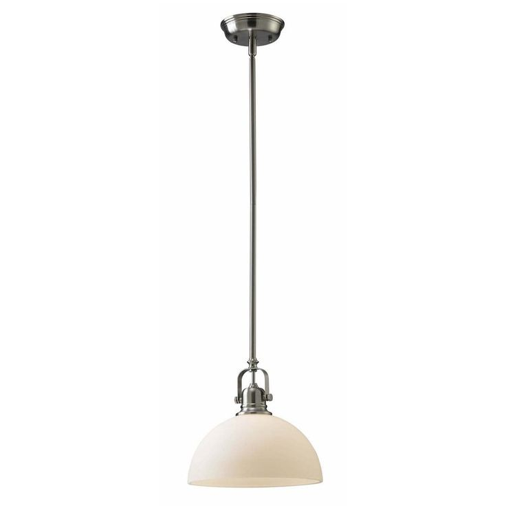 58 100 watts shop canarm rowan 10 in w brushed nickel mini pendant light with mini pendant lightslight
