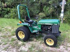 John Deere 756 Diesel Tractor-No Reservefinance tractors www.bncfin.com/apply