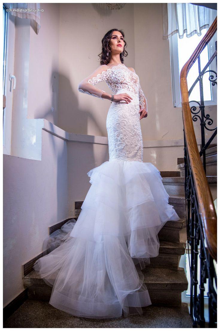 2018 Mermaid Wedding Dress Fashion by Laina
