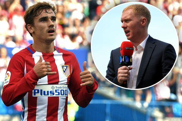 Paul Scholes believes Manchester United should sign Antoine Griezmann to replace Zlatan Ibrahimovic #scholes #believes #manchester #united…