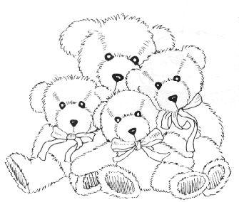 Bear Family Lg