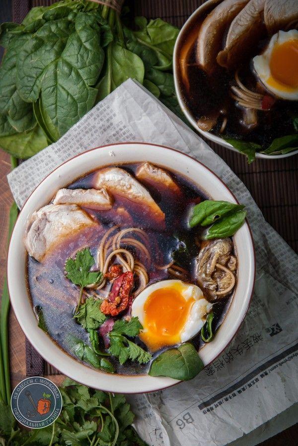 Собери себе суп. Пошаговая инструкция по сборке. из Одессы с морковью, рецепт, еда, кулинария, суп, рамен, Бра, длиннопост