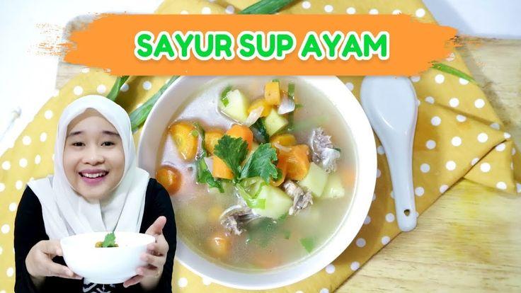 Resep dan Cara Buat Sayur Sup Ayam ala Dapur Adis  #dapuradis #food #cook #cooking #reipe #resep #recipeoftheday #soup #chickenrecipes