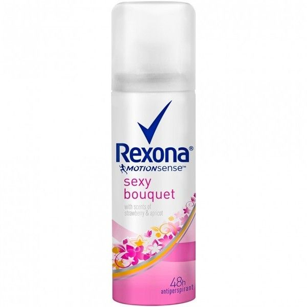Rexona Rexona Motionsense Sexy Bouquet Antiperspirant Aerosol... ❤ liked on Polyvore featuring beauty products, bath & body products, deodorant, anti perspirant deodorant and antiperspirant deodorant