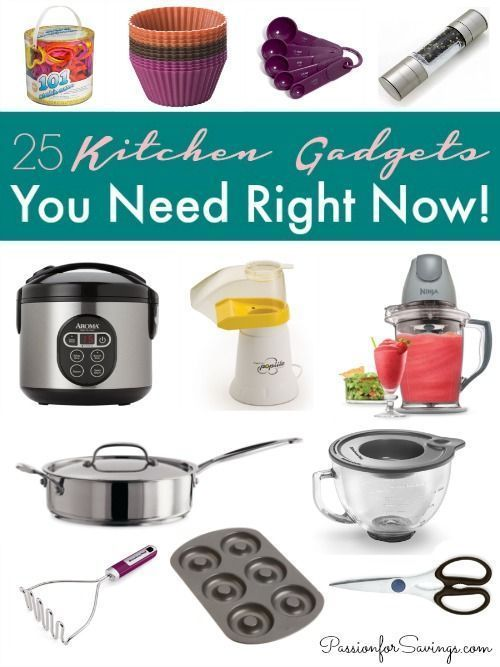 25 kitchen gadgets you need right now perfect gift ideas or to get for yourself - Kitchen Gadget Gift Ideas