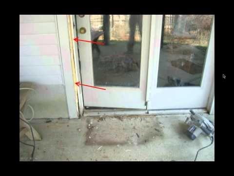 door frame repair promaster home repair - Door Frame Repair