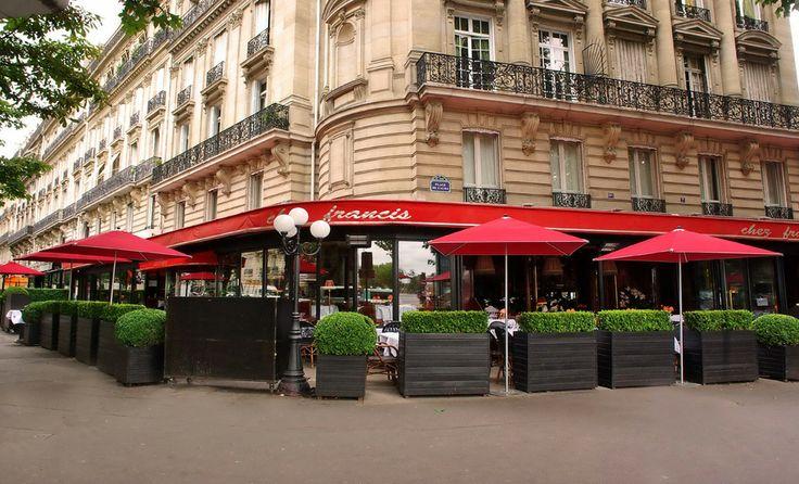 Brasserie de Luxe à Paris - restaurant chic et authentique  Chez Francis