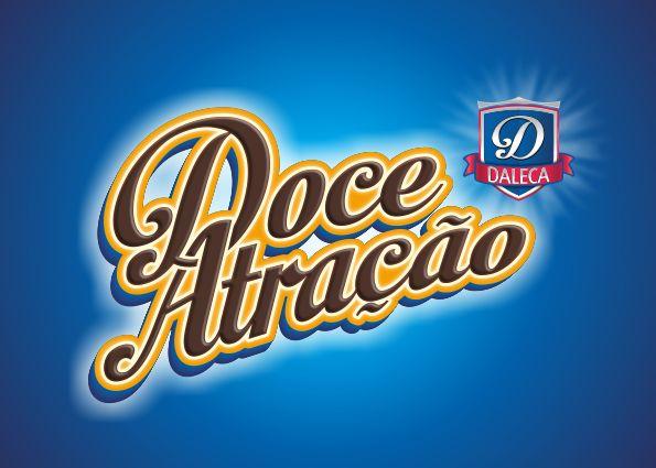 Logotipo criado para empresa de doces