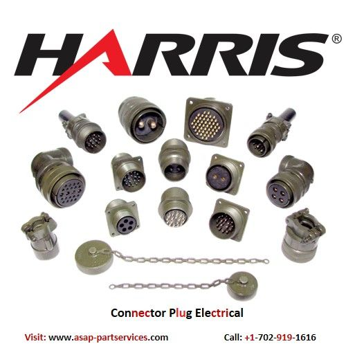 Get a complete part lookup of #Connector Plug #Electrical by manufacturer #Harris Corporation