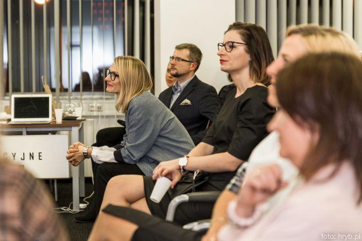 Czasem w roli prelegenta a czasami w roli słuchacza - spotkanie dla przedsiębiorców - Wieczór Biznesowy MAKE YOUR BUSINESS BETTER w Warszawie