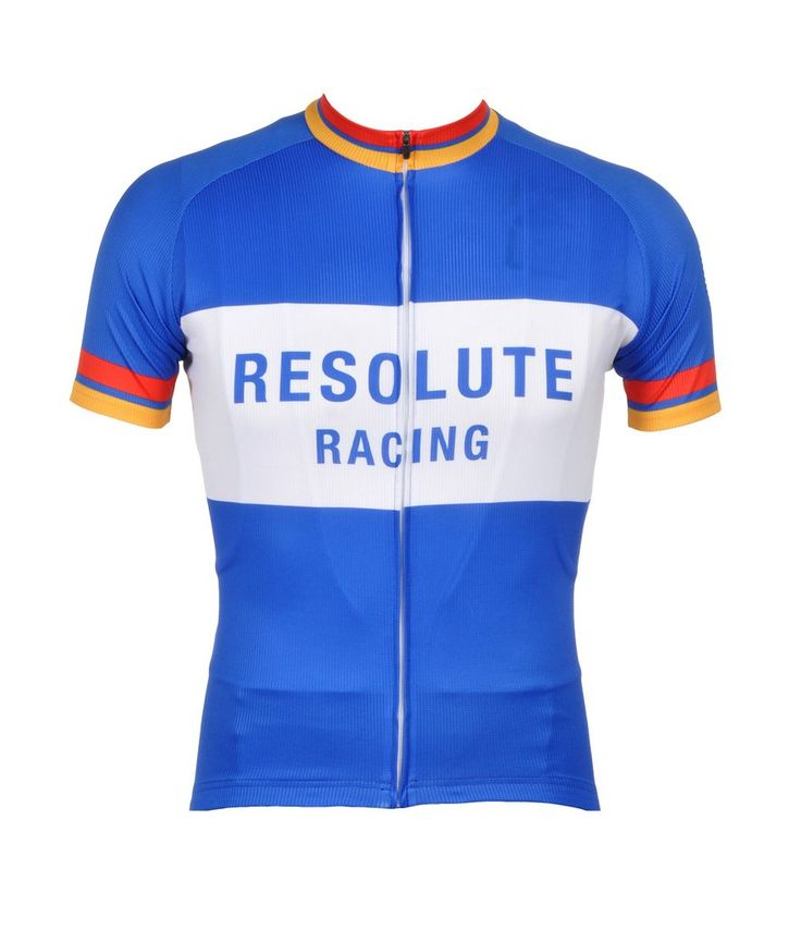 Resolute Racing jersey