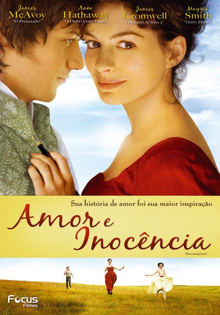 """Amor e Inocência"" (Becoming Jane - 2008)"