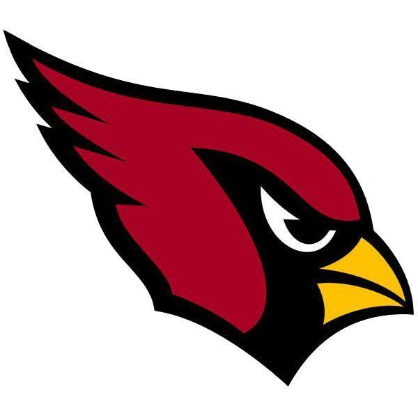 NFL Arizona Cardinals Teammate Logo Wall Sticker Decal
