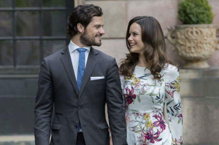 Prince Carl Philip, Princess Sofia / książę Carl Philip, księżna Sofia  http://swedish-princesses.blogspot.com/