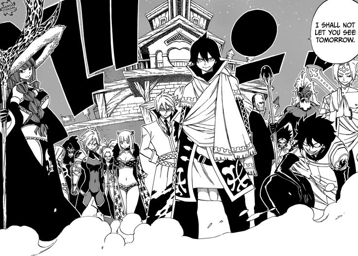 Read manga Fairy Tail 494 - The Hill Extending Towards Tomorrow online in high quality