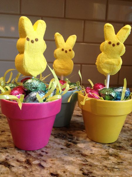 Blooming Bunnies are the perfect centerpiece for Easter entertaining!