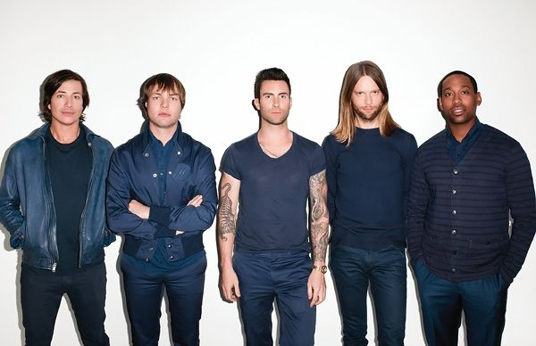 Song Premiere: Maroon 5, 'One More Night' | Music News | Rolling Stone: Music, Concert, Band, Adam Levine, Maroon5, Artist, Maroon 5, Favorite
