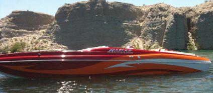 2008 Magic Powerboat