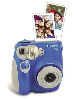 Polaroid 300 kamera. Doesn't have to be this one, I just really would love to have one of these and pull them out for special and fun ocasions :)