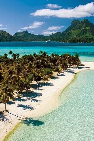 Tahiti. The word evokes visions of an island paradise. With 118 islands boasting high, rugged mountain peaks, coral reefs, turquoise-blue lagoons, white sand, palm-fringed beaches, and luxuriously intimate resorts, each island paradise has something for everyone.