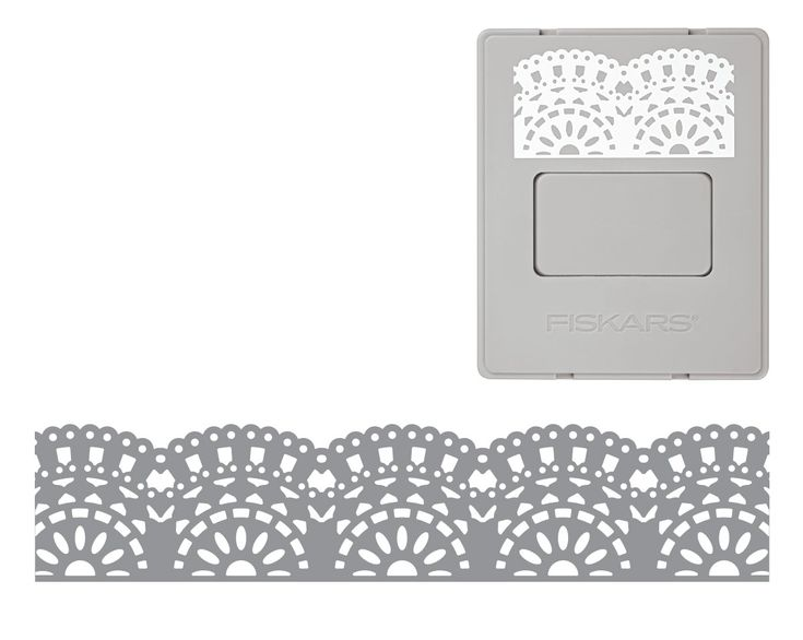 108 Best Cards Lace Ribbon Border Punch Images On